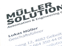 Müller Solutions